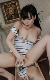 Tsukushi sucks tools and has nooky filled with dicks and sperm